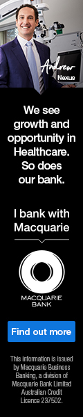 Macquarie Healthcare Banking - SKYSCRAPER
