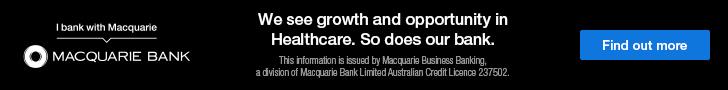 Macquarie Healthcare Banking - LEADER