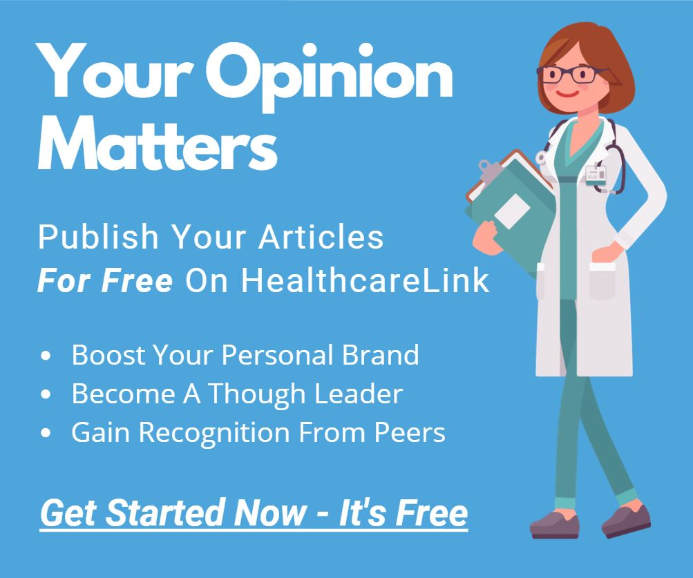 Write articles on HealthcareLink