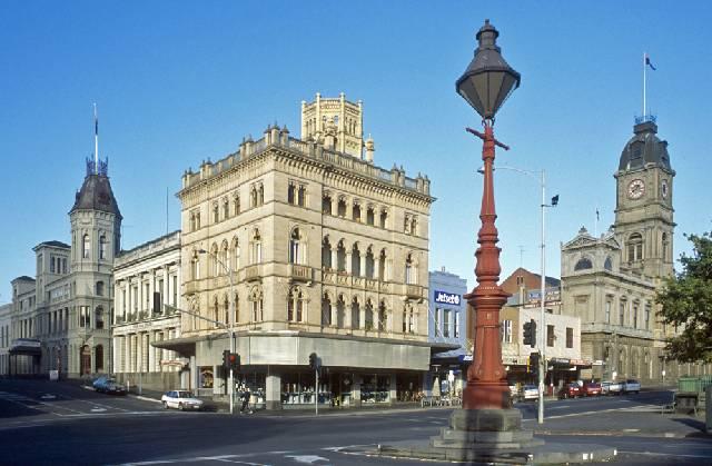 Ballarat & Central Highlands