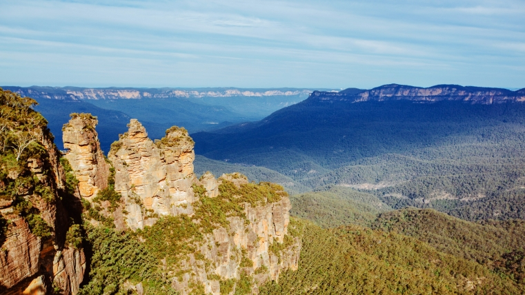 Blue Mountains & Central West
