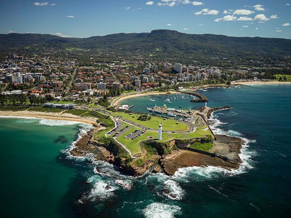 Wollongong, Illawarra & South Coast