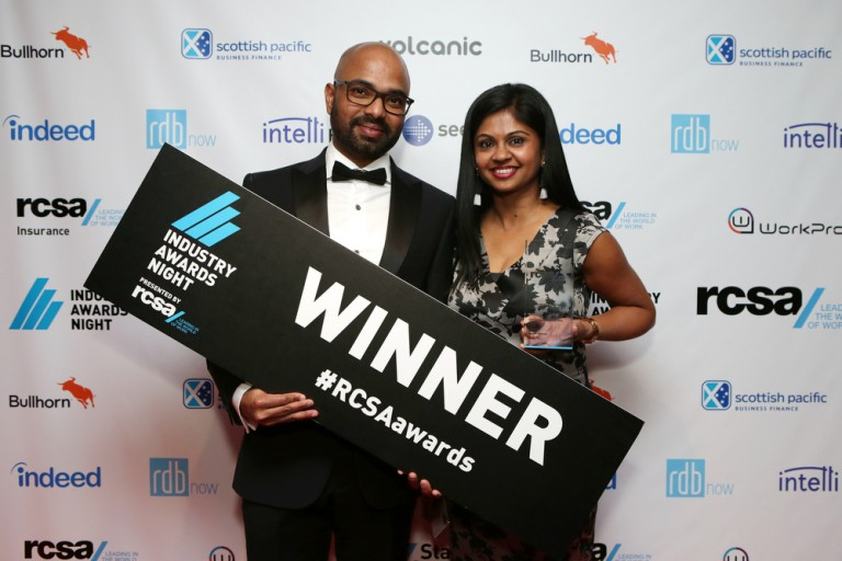 HealthcareLink.com.au , Australian tech startup, is the winner of the 2018 RCSA Tech Innovation Award