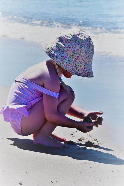 Sunburn Affects More Than Child a Week and Being Admitted to Various WA Emergency Departments