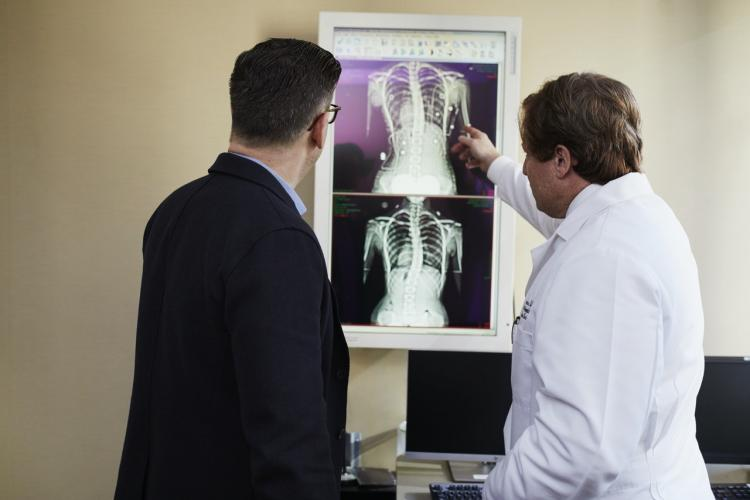 Bone Clinic Leads the Osteoporosis Management Program in the World