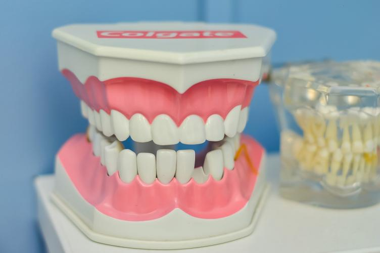 Clean Teeth Keep Aged-care Residents Healthy
