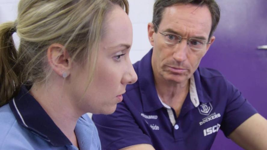 Master of Clinical Physiotherapy (Sport) | Curtin University - YouTube